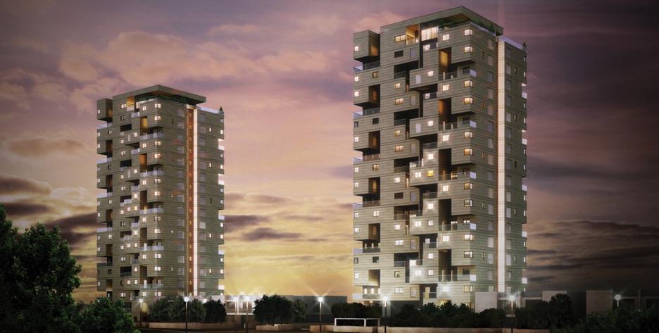 מאוד פרויקטים חדשים באשדוד - דירות חדשות באשדוד- הומלס PV-95
