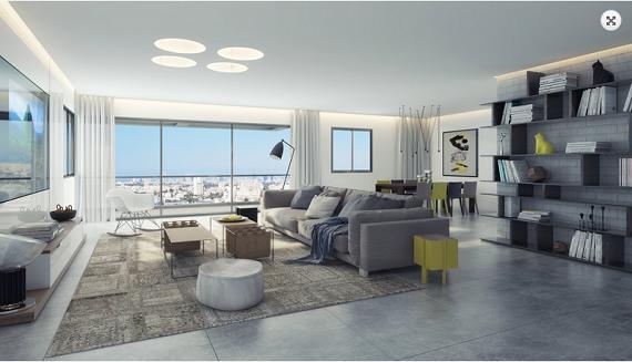 ענק פרויקטים חדשים בחולון - דירות חדשות בחולון - הומלס WN-25