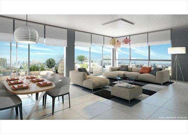 מודיעין פרויקטים חדשים בהוד השרון - דירות חדשות בהוד השרון - הומלס ZD-82