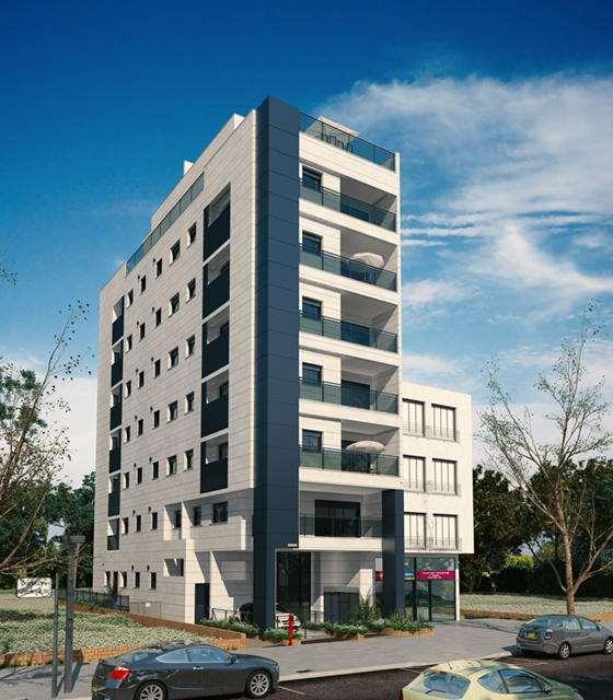 צעיר פרויקטים חדשים בחולון - דירות חדשות בחולון - הומלס BQ-54