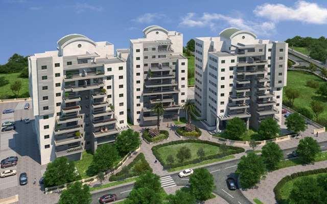 מתקדם פרויקטים חדשים ברחובות - דירות חדשות ברחובות - הומלס YE-04