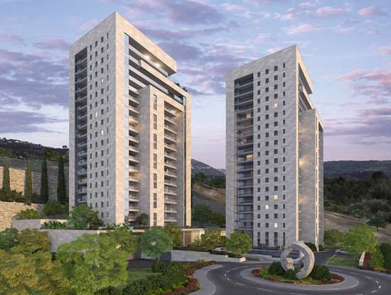 מיוחדים פרויקטים חדשים בחיפה - דירות חדשות בחיפה - הומלס YW-84