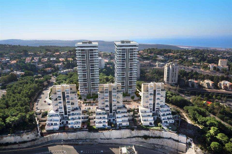 אדיר פרויקטים חדשים בחיפה - דירות חדשות בחיפה - הומלס KU-63