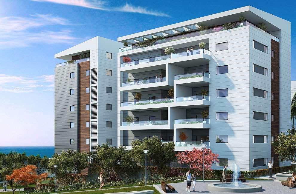 צעיר פרויקטים חדשים בחיפה - דירות חדשות בחיפה - הומלס GL-96